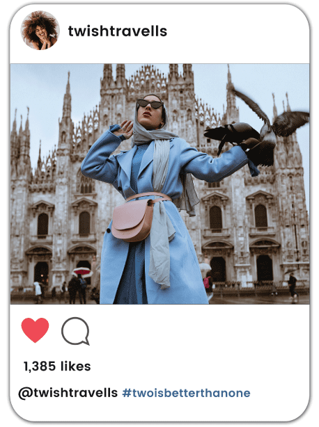 Sponsered Influencer Marketing Campaign